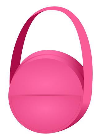 Fashion handbag vector