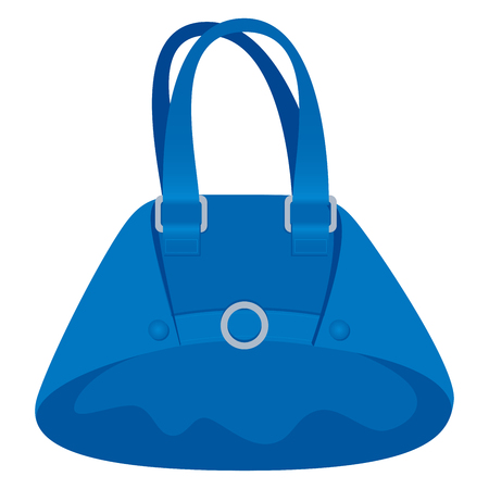 Fashion handbag vector