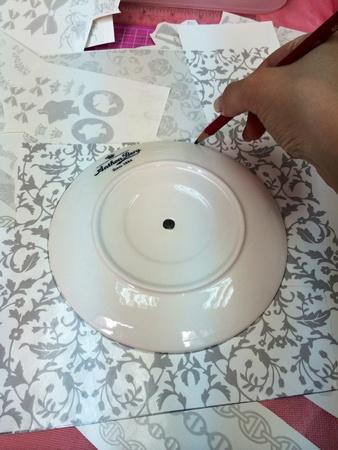 art: Pottery art workshop Stock Photo