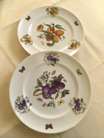 art: Pottery art plates Stock Photo