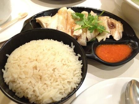 singaporean: Chinese Malaysian Singaporean Hainan chicken rice