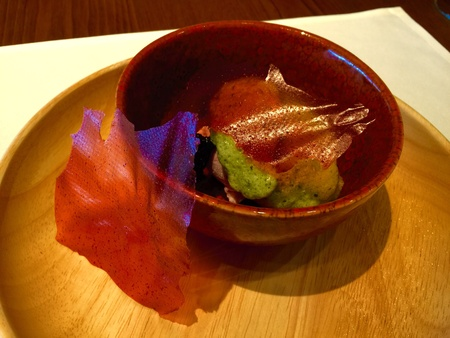 japanese green tea: Japanese green tea dessert