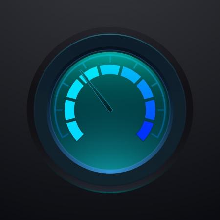 tachometer: Digital tachometer