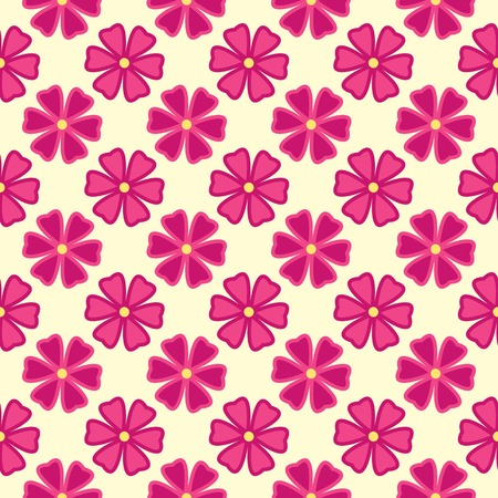 bedclothes: Flowers background in doodle style, template for use as packaging, fabric, paper