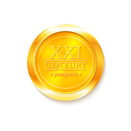century: Gold medal award in the field of science, the progress of the 21st century