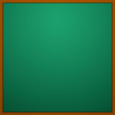 Green desk, school board background
