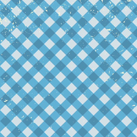 disposed: Oktoberfest holiday background with blue and white rhombus disposed diagonally