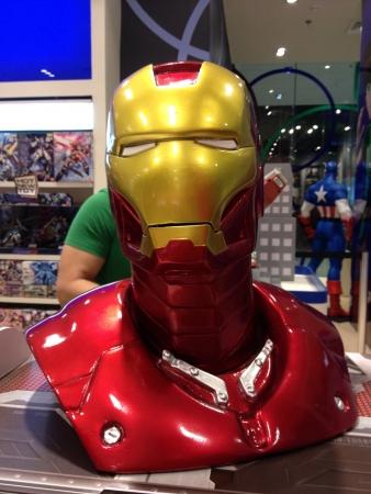 ironman: Ironman mask