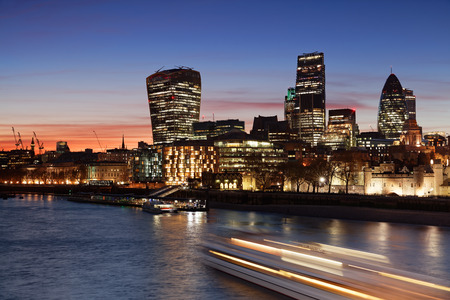 united kingdom: London United Kingdom Sunset Clouds