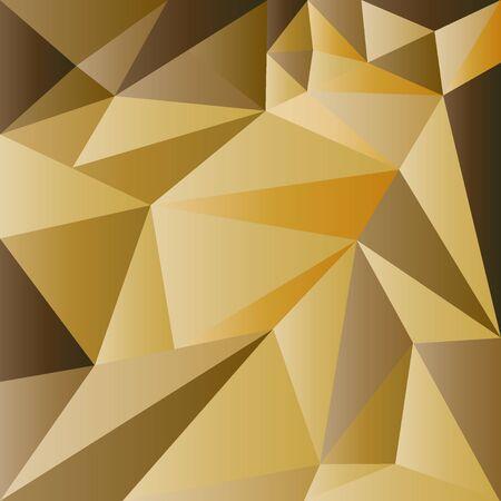 Abstract multicolor background. Vector polygonal design illustrator Imagens