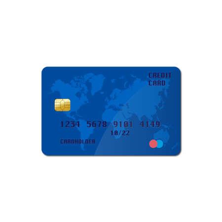 Credit Cards illustrations