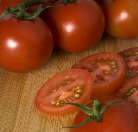 Tomatoes - Slice and Whole
