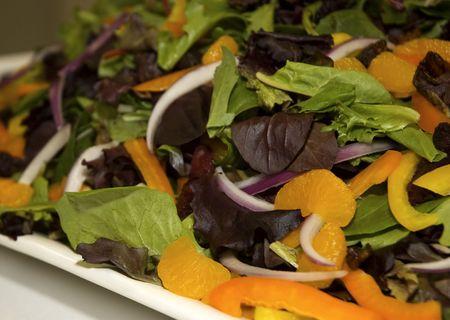 A Fresh Salad!