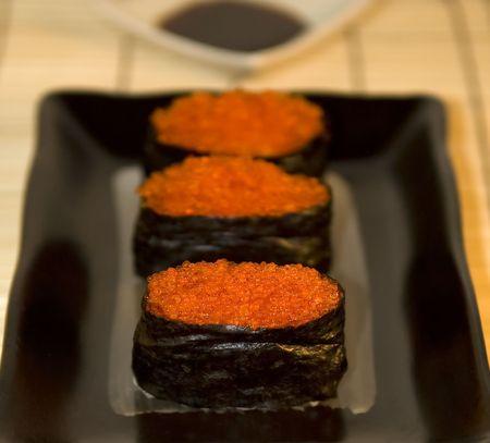 Sushi Time! Stock Photo