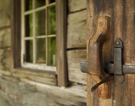 or lock up: Bienvenido a Registro puerta de la cabina y la ventana