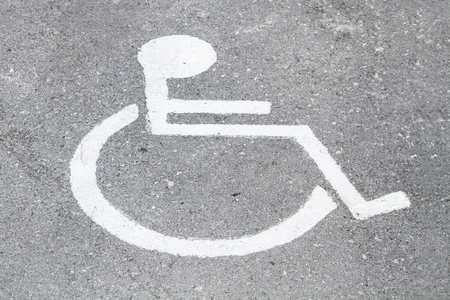 disable: Disable person sign