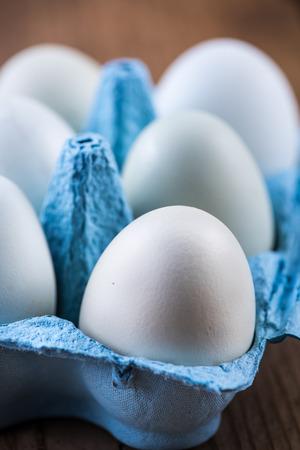 free range: Farm fresh free range eggs on wooden background