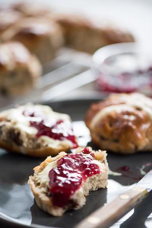 teas: Traditional english scones, cream teas