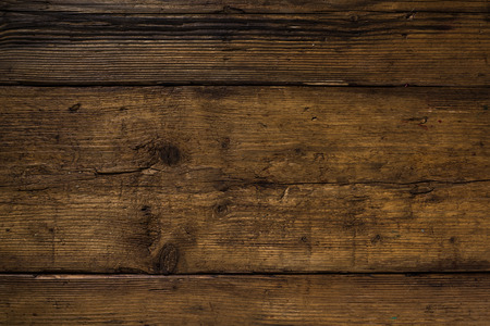 negative space: Antique grunge wood background. Negative space for text, presentation or display product template. Stock Photo