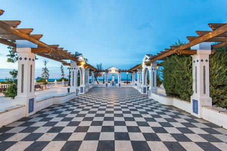 ベニドーム, アリカンテ スペイン地中海バルコン