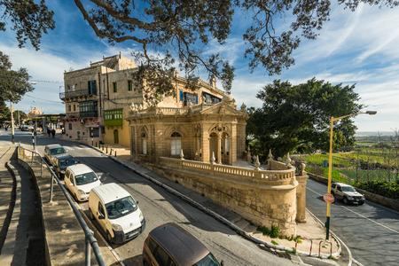 RABAT, MALTA - MARCH , 2018: Architecture in city of Rabat in Malta. Stock Photo - 116900602