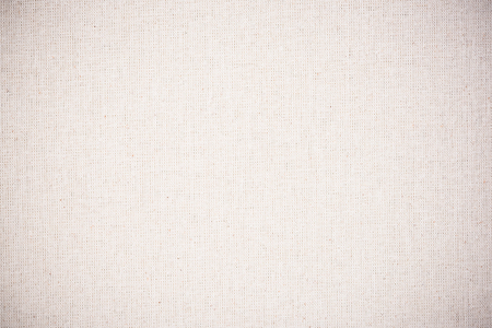 Empty white cotton  kitchen linen or cloth. Copy space template with spotlight.