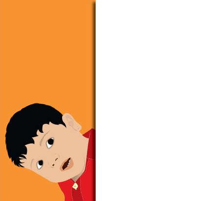 child pano Illustration