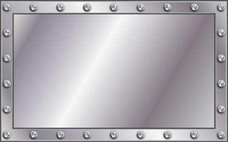 metal Stock Vector - 10172859