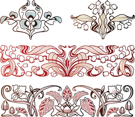 Graphic Design Elements Vector