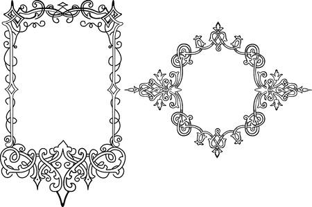 crocket: Classic Design Frame