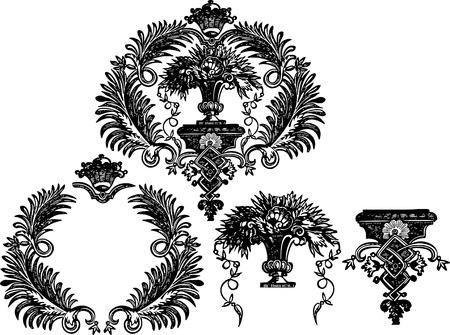 klassieke texturen