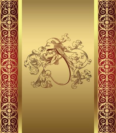 elegant ontwerp achtergrond Stock Illustratie