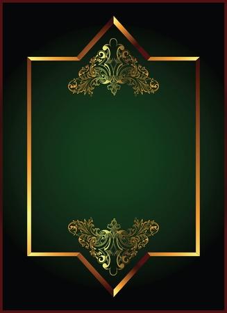 elegant design background 1-2 Vector