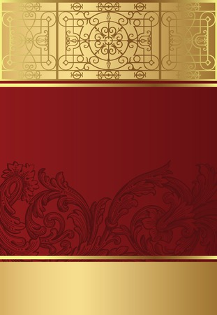 elegant design background  Stock Vector - 2822655
