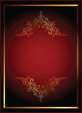 elegant design background 1-2 Vector