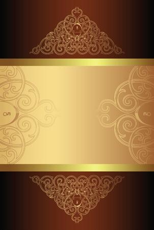 elegant design background  Stock Vector - 2822658