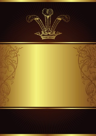 elegant design background 1 Stock Vector - 2822591
