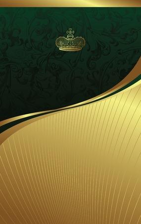 elegant background Stock Vector - 2825722