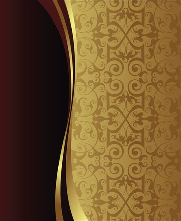elegant background 1-3 Vector