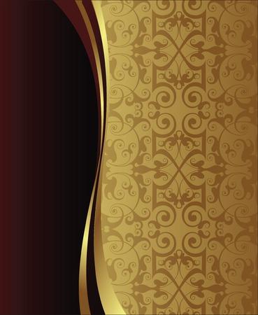 elegant background 1-3 Stock Vector - 2822429