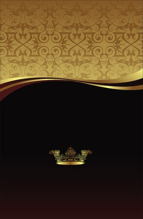 elegant background 1-3 Vector