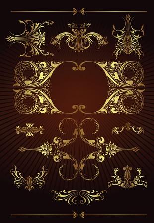 elegante texturen