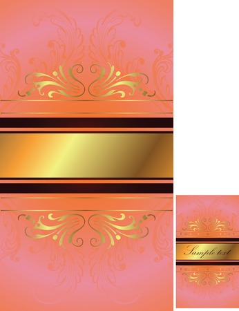 romance design background Stock Vector - 4326458