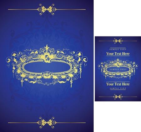 Uitnodiging Card Stock Illustratie