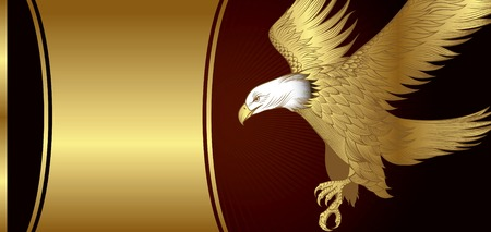 aigle royal: Eagle or