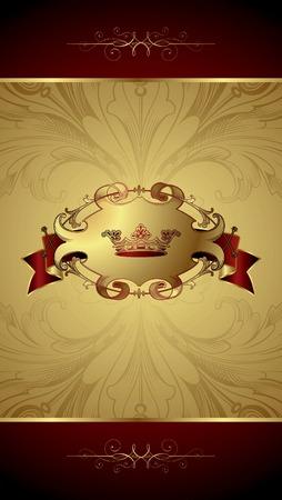 koninklijke kroon: Royal Crown achtergrond