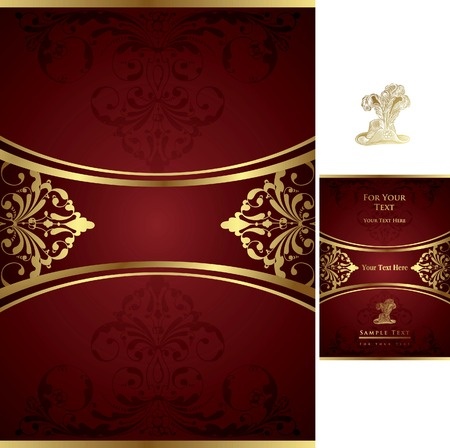 Chocolate Menu Cover Stock Vector - 8487731