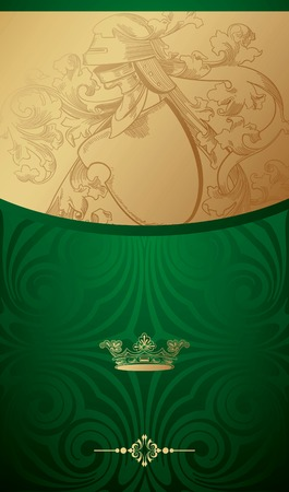 Royal achtergrond