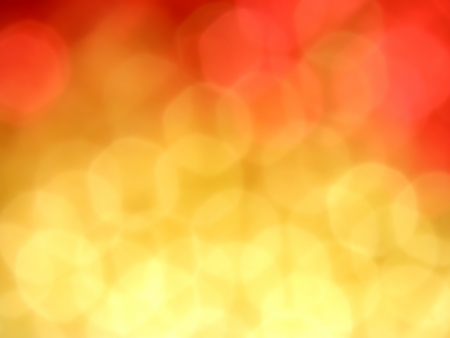 stars yellow and red abstract background