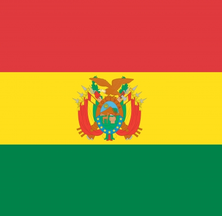 national flag of bolivia country. world bolivia background wallpaper photo